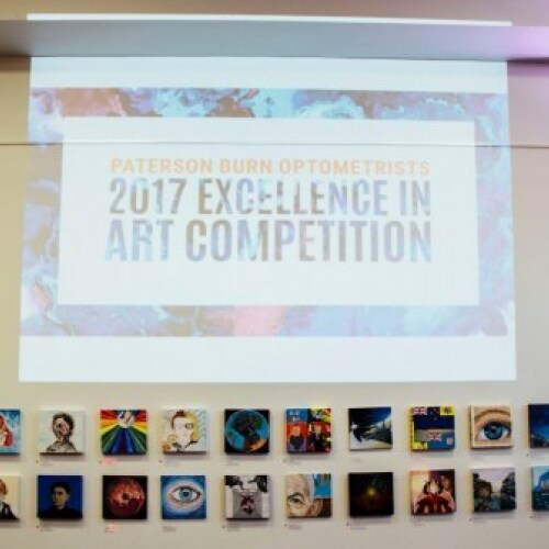Hamilton Students Win Top Prizes for 2017 Excellence in Art Competition