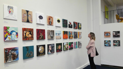 Excellence in Art Competition Exhibition and Online Bidding Now Open
