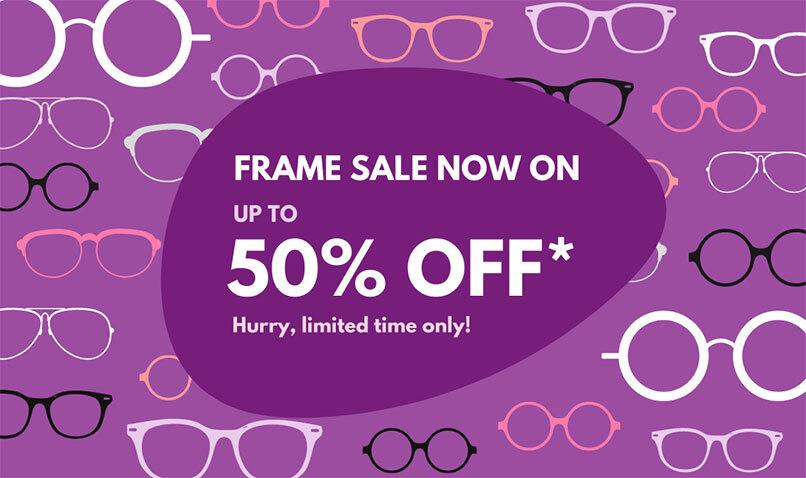 Frame Sale
